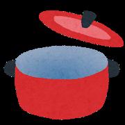 鍋のイラスト